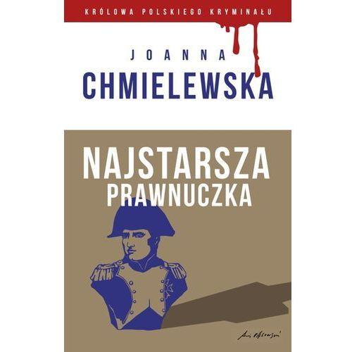 Chmielewska joanna Najstarsza prawnuczka. kolekcja. królowa polskiego kryminału. część 19 (9788327425034)