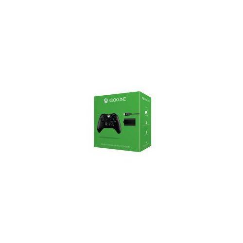 Kontroler bezprzewodowy Zestaw Play & Charge MICROSOFT do Xbox One ze sklepu Saturn