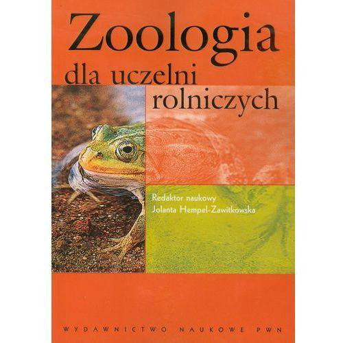 Zoologia dla uczelni rolniczych - Praca zbiorowa (2010)