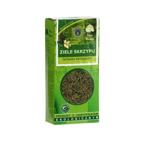 Dary natury - herbatki bio Herbatka z ziela skrzypu bio 25 g - dary natury (5902741005335)