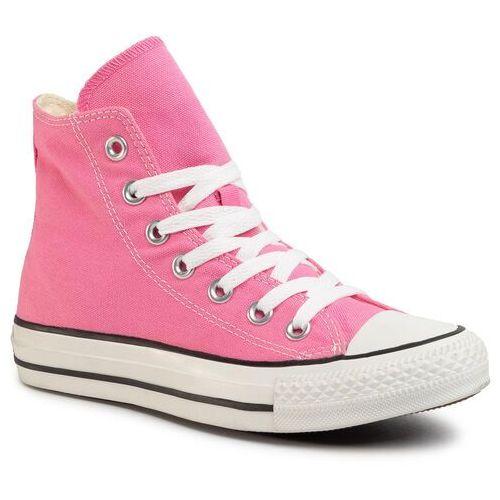 Trampki CONVERSE - A/S Hi M9006 Pink Hi, w 8 rozmiarach