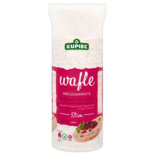 Wafle ryżowe wieloziarniste Slim A'18 90 g Kupiec (5902172001944)