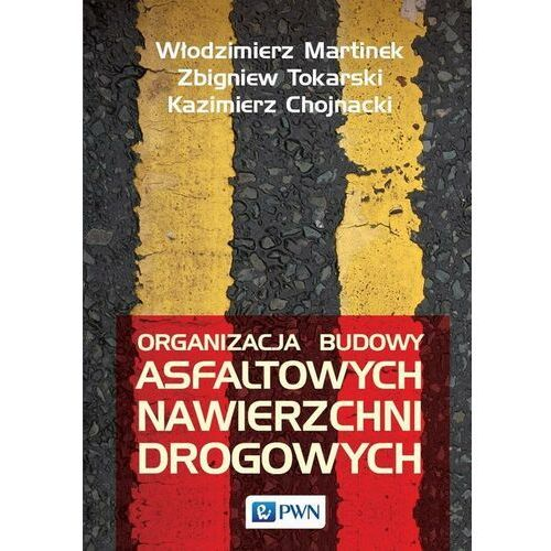 Organizacja budowy asfaltowych nawierzchni drogowych - Zbigniew Tokarski - ebook