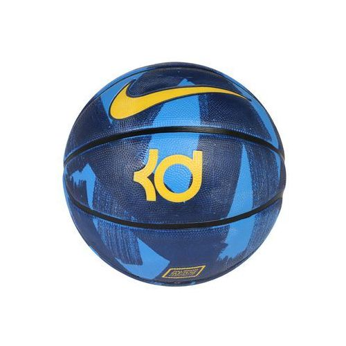 Nike Performance PLAYGROUND Piłka do koszykówki photo blue/black/binary blue/amarillo (0887791143952)