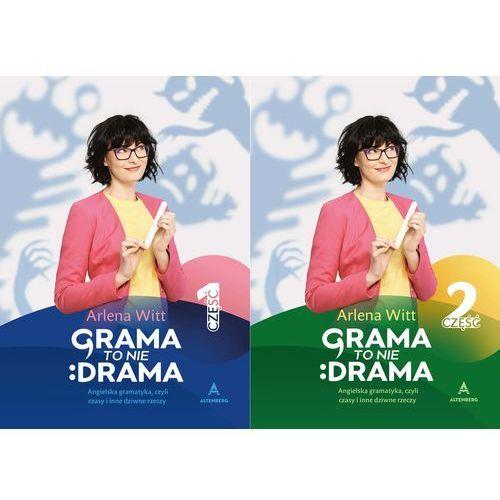 Grama to nie drama cz.1 i 2, oprawa miękka