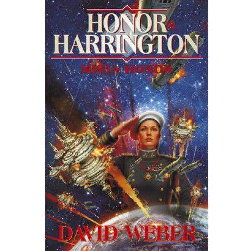 Honor Harrington. Tom 20. Misja Honor, David Weber