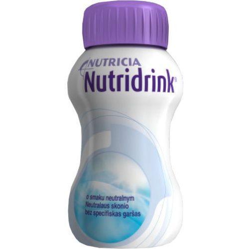 nutridrink - neutralny - dieta kompletna, bezresztkowa - 125ml marki Nutricia