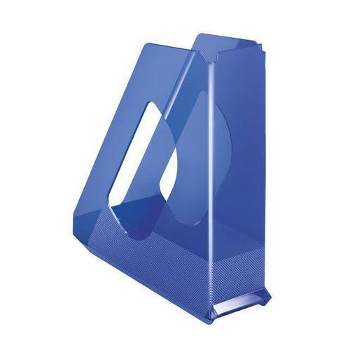 Pojemnik europost przezroczysty-niebieski 21435 marki Esselte