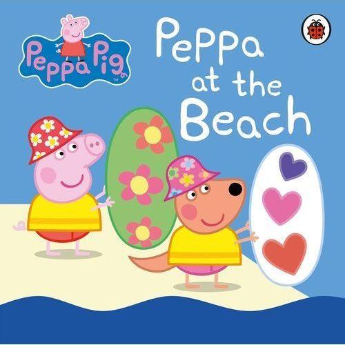 Peppa Pig: Peppa at the Beach (9780241347034)