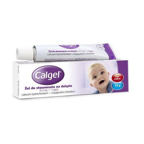 Calgel, żel na dziąsła, 10g