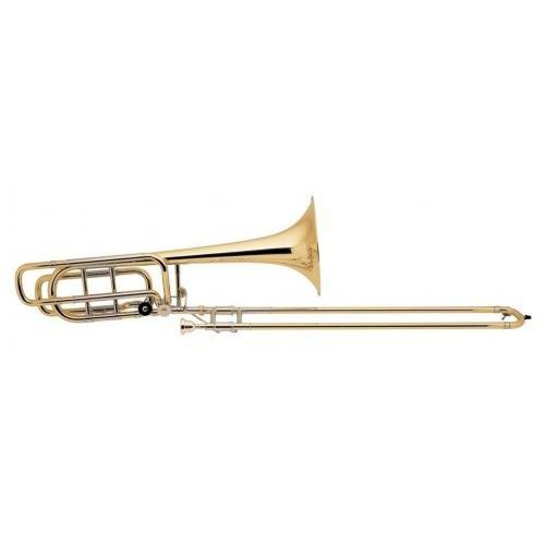Bach (707168) Puzon basowy w stroju Bb/F/Gb/D 50B3O Stradivarius