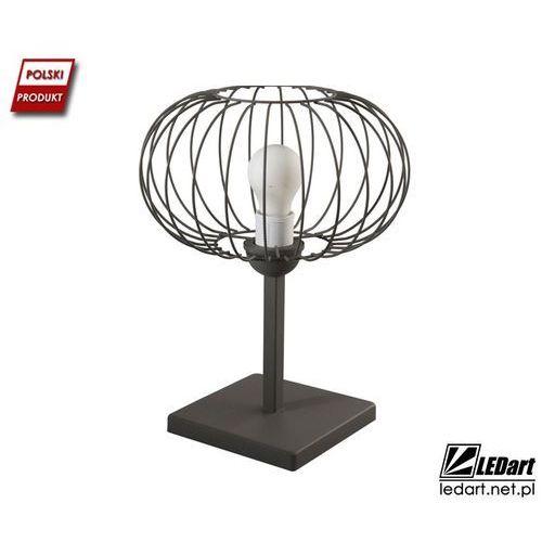 Lampa biurkowa LED druciana