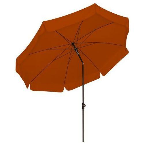 Parasol ogrodowy DOPPLER Sunline pomarańczowy 411539831 (parasol ogrodowy) od Media Expert