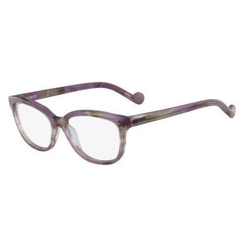 Okulary korekcyjne lj2666 538 marki Liu jo