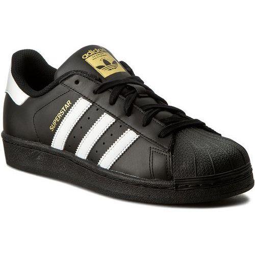 Buty adidas - Superstar Foundation B27140 Cblack/Ftwwht/Cblack, kolor czarny