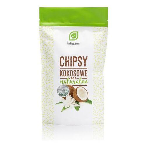 Intenson Chipsy Kokosowe Naturalne 80g