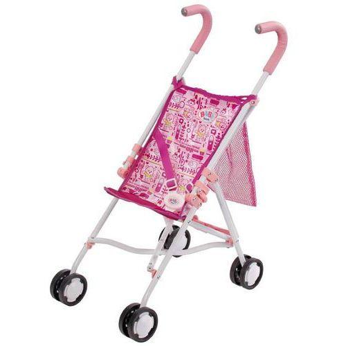Wózek dla lalek podróżny składany Baby ze sklepu TaniaKsiazka.pl