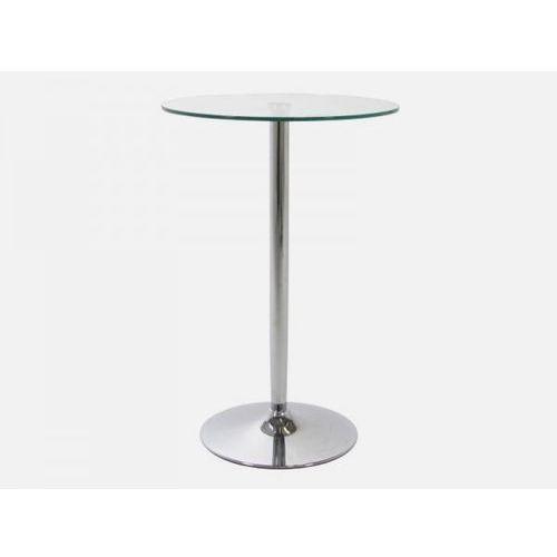 Stół Barowy Becky transparentny szklany Actona H000012671 - produkt dostępny w sfmeble.pl