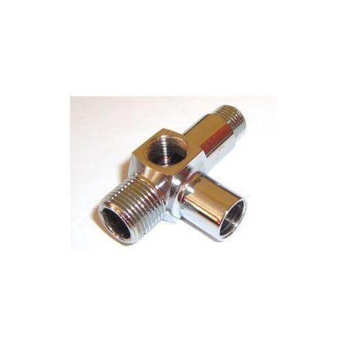 Częśc zamienna do kompresoru: polaczenie, dwuch głowic i solenoidu, produkt marki Aerograf Fengda