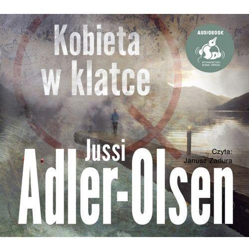 Kobieta w klatce - Jussi Adler-Olsen (MP3) (9788381102421)