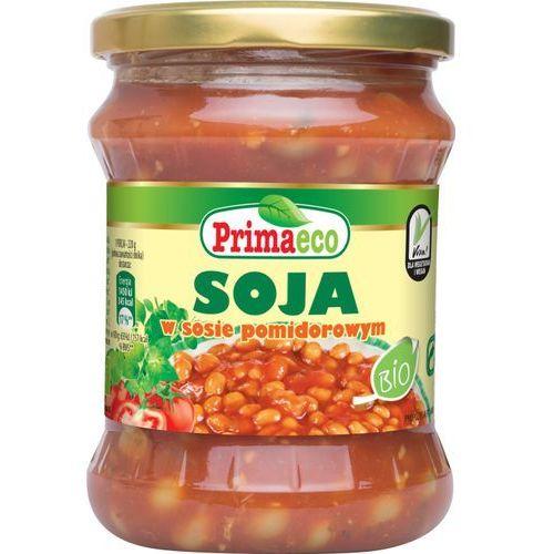Primavika Soja w pomidorach 440g