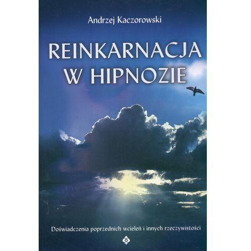 Reinkarnacja w hipnozie (472 str.)