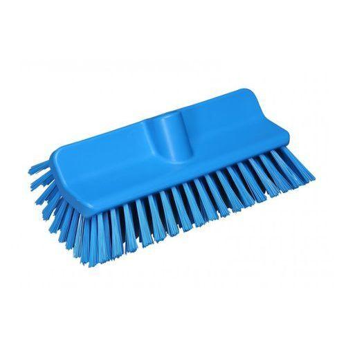 Szczotka kątowa High-Low do szorowania, średnia, niebieska, 265 mm, VIKAN 70473, marki Vikan do zakupu w Gastrosilesia