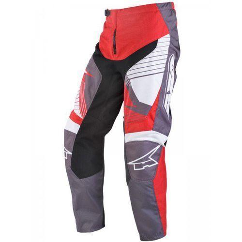 Spodnie AXO SR SPORT czerwone