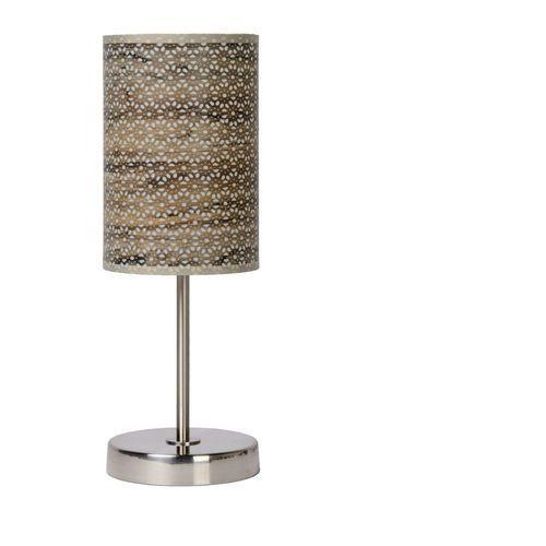 Moda - lampa stojąca brązowy wys.37cm marki Lucide