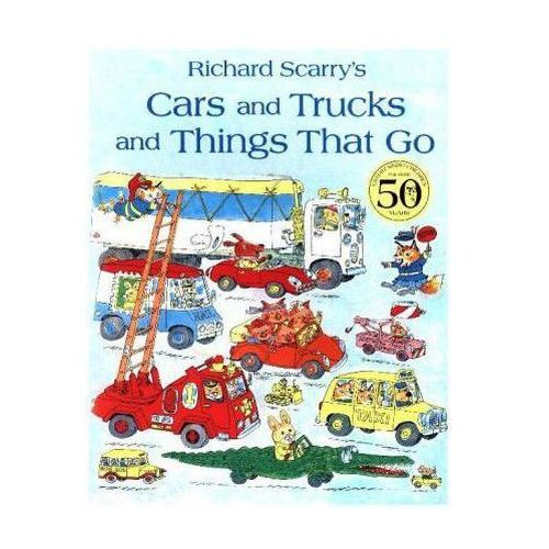 Cars and Trucks and Things That Go, HarperCollins Publishers