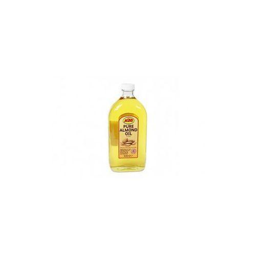 Olej migdałowy naturalny 500ml KTC, towar z kategorii: Oleje, oliwy i octy