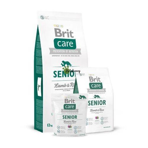 Brit Care Senior Lamb & Rice 1kg (8595602510023)