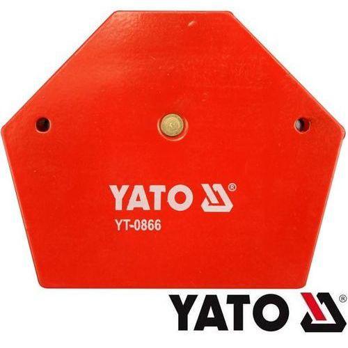 YATO Spawalniczy kątownik magnetyczny 64x95x14mm (YT-0866)