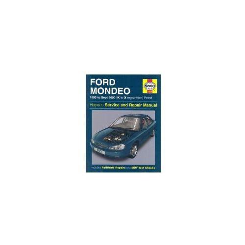 Ford Mondeo Service and Repair Manual (9781844250691)