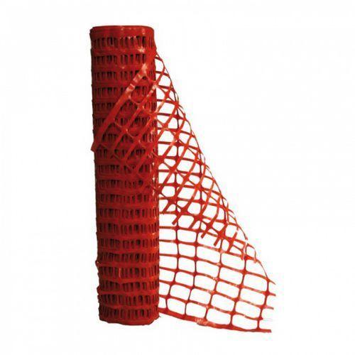 Plastikowa siatka ograniczająca 1 x 50 m