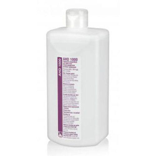 Lysoform AHD 1000 Alkoholowy płyn do dezynfekcji rąk i skóry oraz małych powierzchni (500 ml)
