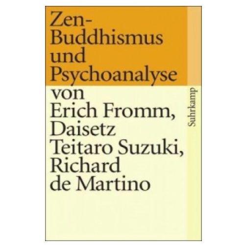 Zen-Buddhismus und Psychoanalyse (9783518365373)