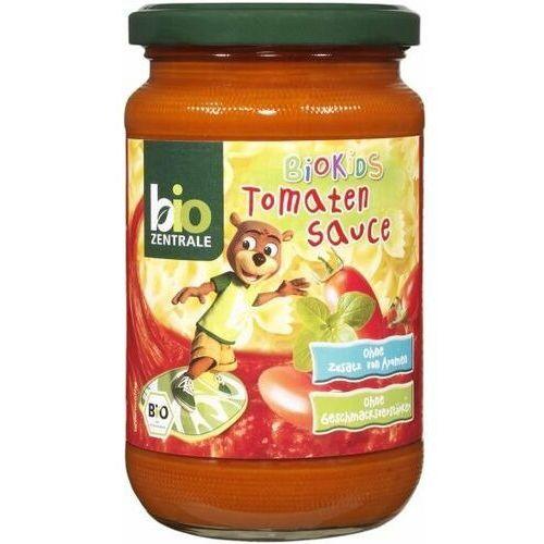 Sos Pomidorowy Dla Dzieci Bezglutenowy 350g - Bio Zentrale EKO (4005009106742)