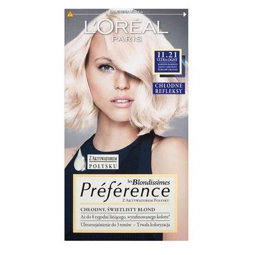 Feria Preference farba do włosów 11.21 Ultra-Light - produkt dostępny w Pachnidełko