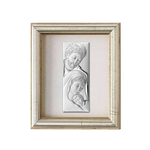 Obrazek święta rodzina w ramce za szkłem - (v#135) marki Valenti & co