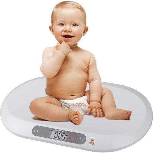 Waga cyfrowa dla dzieci i niemowląt kt-baby scaleoro-baby scale marki Hi-tech medical