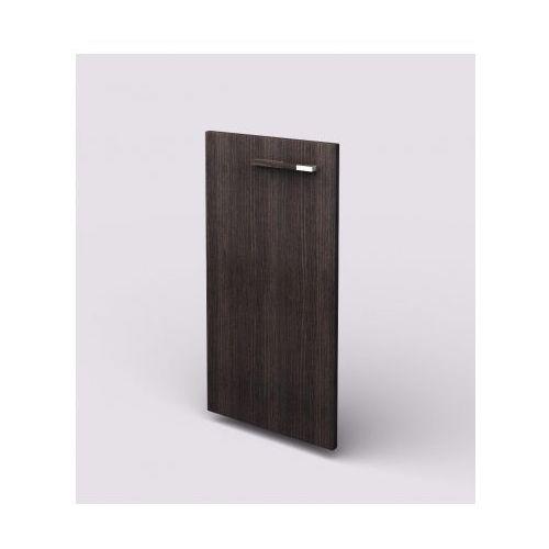 Drzwi - lewe, 396 x 18 x 768 mm, wenge marki Lenza