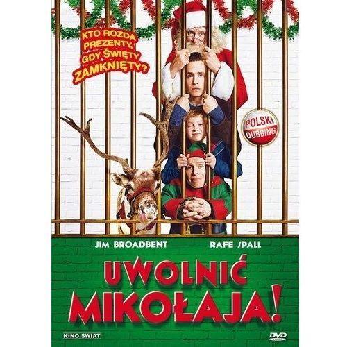 Uwolnić Mikołaja! (DVD) (5906190324405)