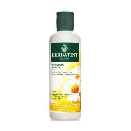 Herbatint bio organic szampon rumiankowy 260ml