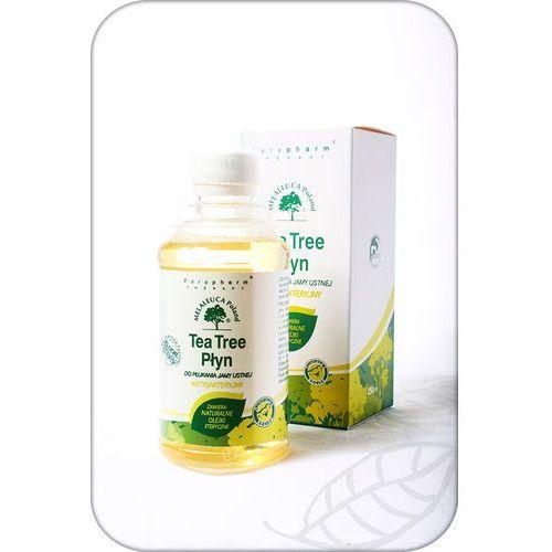 Tea Tree Płyn do płukania jamy ustnej 250ml MELALEUCA (5907786990417)
