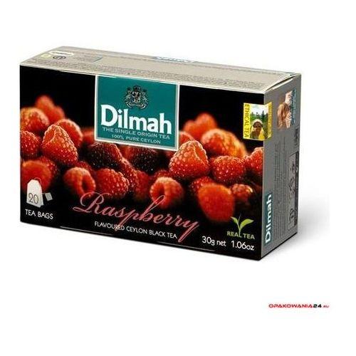 Herbata DILMAH ARONAT JAGODY I WANILII 20T 85026 (20 saszetek)