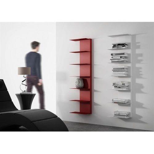 Biblioteczka Libra 2 - czerwony
