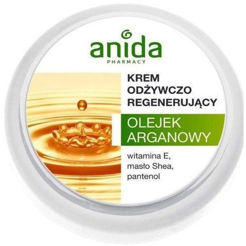 ANIDA Krem do twarzy odżywczo-regenerujący olejek arganowy 100ml