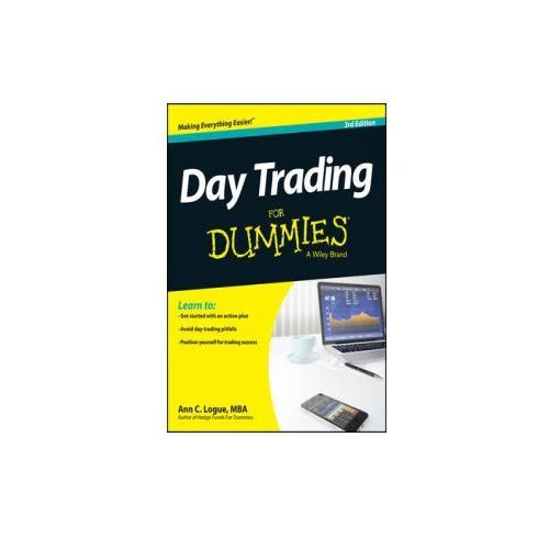 Day Trading For Dummies (9781118779606)