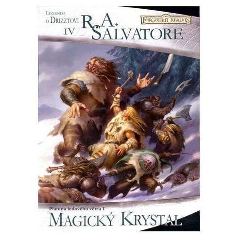 Magický krystal R. A. Salvatore, Robert Salvatore